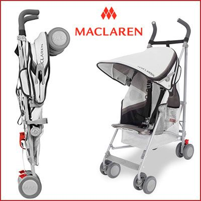 Oferta silla de paseo Maclaren Volo Wing Knit barata