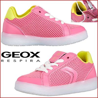 Oferta zapatillas Geox J Kommodor A baratas