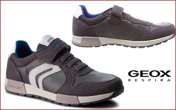 Oferta zapatillas Geox Jr Alfier baratas