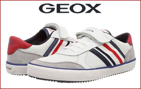 Oferta zapatillas de niños Geox J Alonisso Boy E baratas