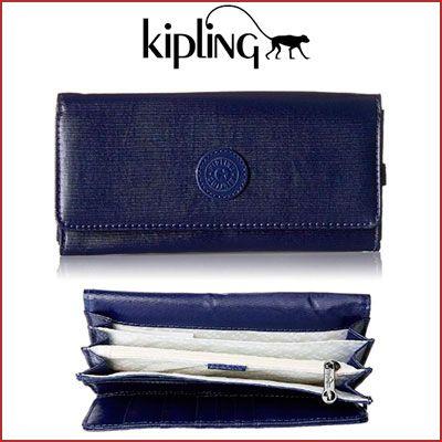 Oferta cartera Kipling Brownie barata