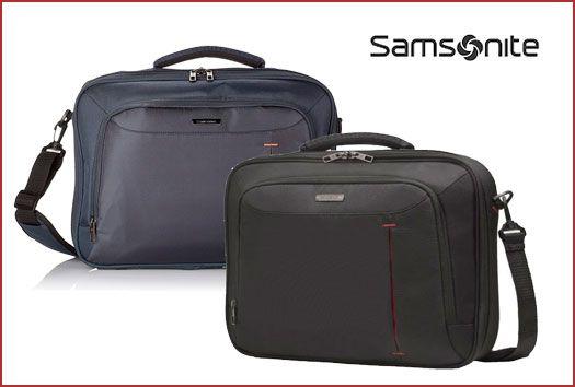Oferta maletín para portátil Samsonite Guardit Office Case barato