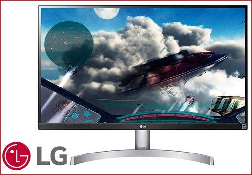 """Oferta monitor 27"""" UHD 4K LG 27UK600"""