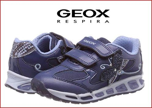 Oferta zapatillas Geox J Shuttle Gril A baratas