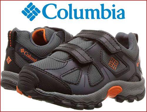 Oferta zapatillas de senderismo para niños Columbia Youth Peakfreak Water Proof baratas