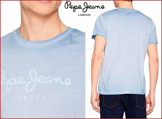 Oferta camiseta Pepe Jeans West Sir barata