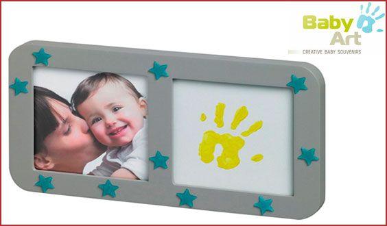 Oferta marco para foto y huella Baby Art Phospho Print Frame barato