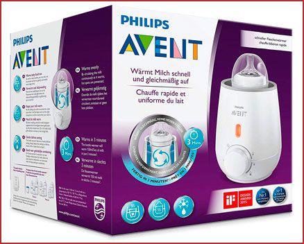 Oferta calienta biberones rápido Philips Avent SCF355
