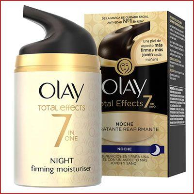 Oferta crema Olay Total Effects 7 en 1 noche barata