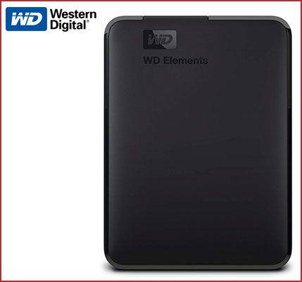 Oferta disco duro externo WD Elements