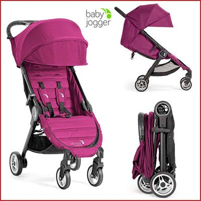 Oferta silla de paseo Baby Jogger City Tour barata