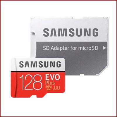 Oferta tarjeta de memoria Samsung EVO Plus