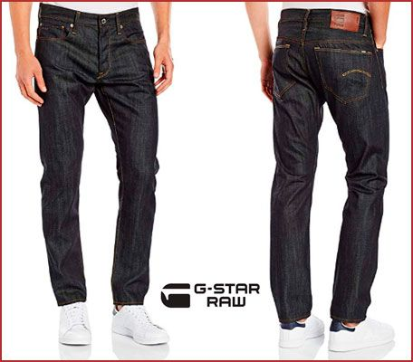 Oferta vaqueros G-Star Raw 3301 baratos