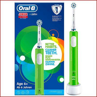 Oferta cepillo eléctrico Oral-B Junior para niños