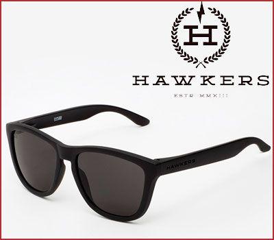 Oferta gafas de sol Hawkers Carbon Black Dark One baratas