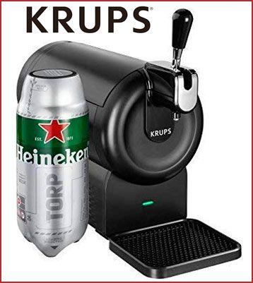 Oferta tirador de cerveza Krups The Sub Compact