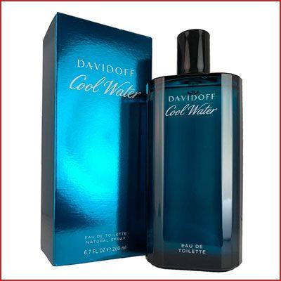 Oferta Eau de Toilette Davidoff Cool Water de 200 ml
