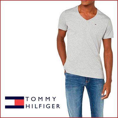 Oferta camiseta Tommy Hilfiger Original barata, chollos ropa de marca barata