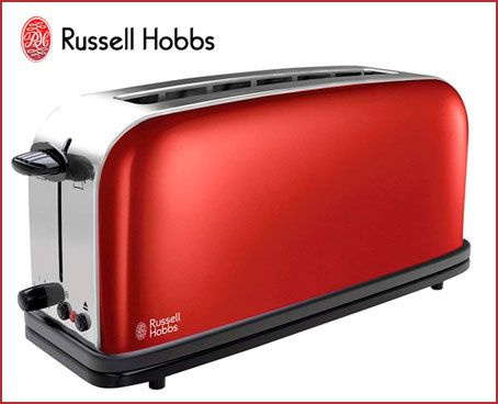 Oferta tostadora Russell Hobbs Colours Plus 21391 barata