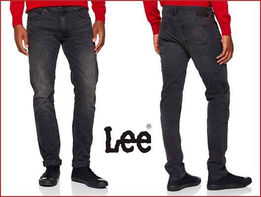 Oferta vaqueros Lee Luke Slim baratos, chollos ropa de marca barata