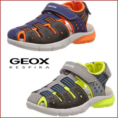 Oferta Sandalias Geox J Sandal Flexyper Boy baratas, chollos calzado de marca barato