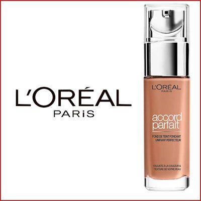 Oferta maquillaje L 'Oréal Paris Accord Parfait barato amazon