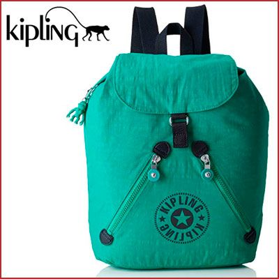 Oferta mochila Kipling Fundamental barata, ofertas moda