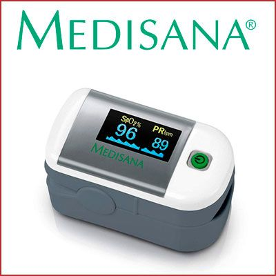 Oferta pulsioxímetro Medisana PM100 barato