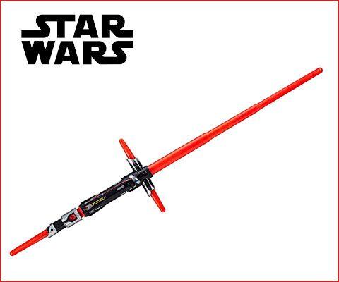 Oferta sable electrónico Star Wars 8 Kylo Ren