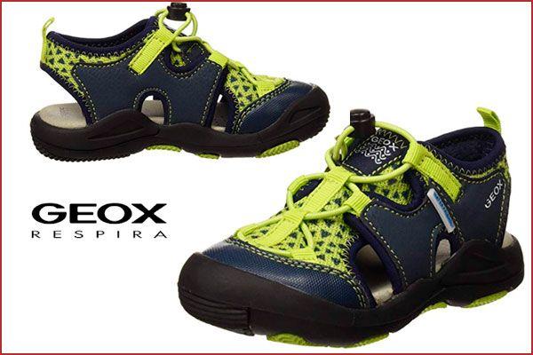 Oferta sandalias Geox Jr Sandal Kyle B baratas, chollos calzado de marca barata amazon