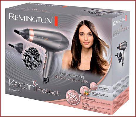 Oferta secador Remington Keratin Protect AC8820 barato