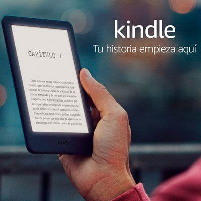 Oferta Oferta Nuevo Kindle con luz frontal barato