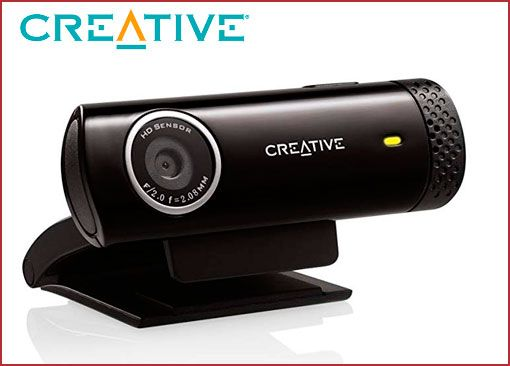Creative Live!CAM Chat HD