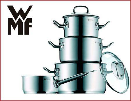 Oferta batería de cocina WMF Profi Plus barata