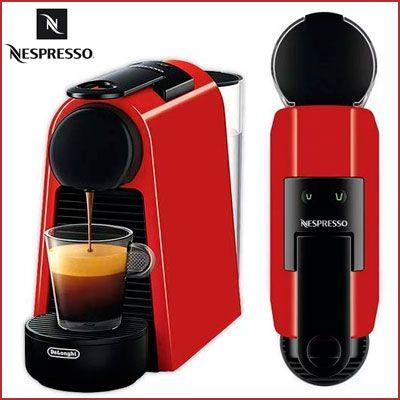 Oferta cafetera Nespresso De'Longhi Essenza Mini