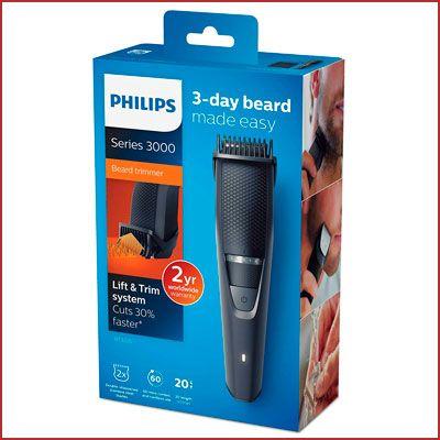 Oferta recortador de barba Philips Multigroom BT3226