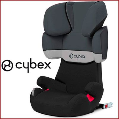 Oferta silla de coche Cybex Solution X-Fix
