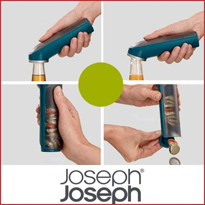 Oferta abrebotellas Joseph Joseph Barwise barato