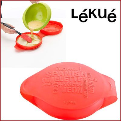 Oferta molde para tortilla Lékué Spanish Omelette