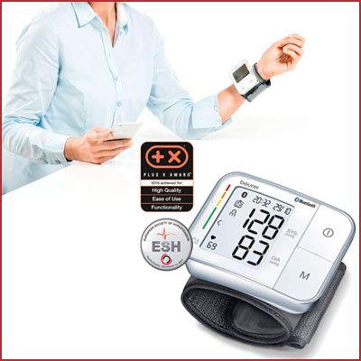 Oferta tensiómetro de brazo Beurer BC57