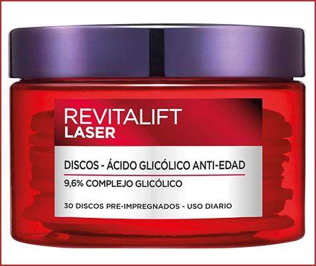 Oferta L'Oréal Revitalift Laser Discos Anti-Edad Y Anti-Manchas