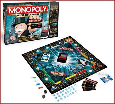 Oferta Monopoly Electronic Banking