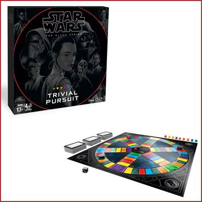 Oferta Trivial Pursuit Star Wars barato