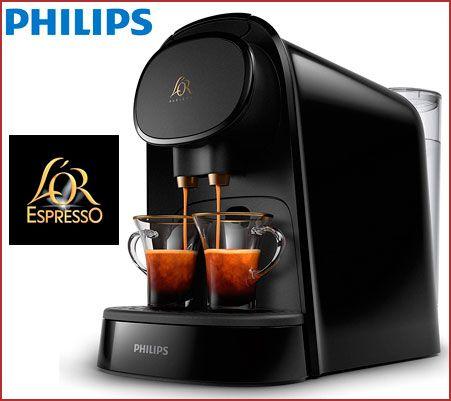 Oferta cafetera Philips L'OR Barista barata