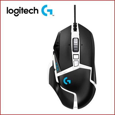 Oferta ratón de gaming Logitech G502 Hero