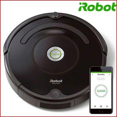 Oferta robot aspirador iRobot Roomba 671