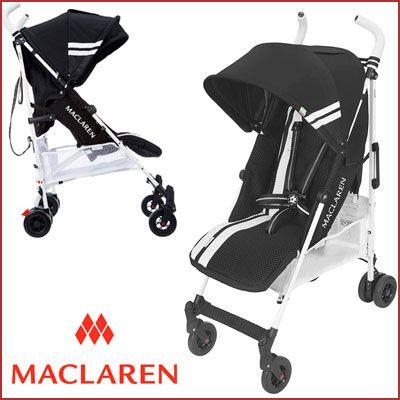 Oferta silla de paseo Maclaren Quest barata