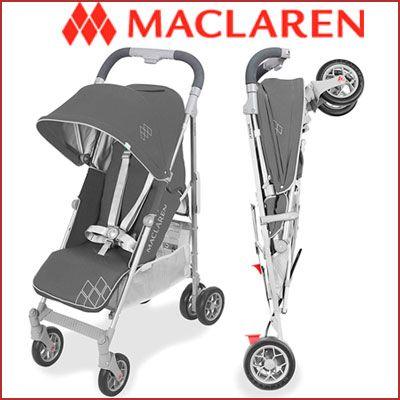 Oferta silla de paseo Maclaren Techno arc