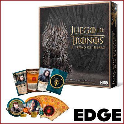 Oferta juego de mesa Juego de Tronos el trono de hierro