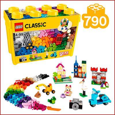 Oferta LEGO Classic caja de ladrillos